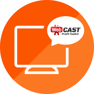 Web Cast Profit Toolkit